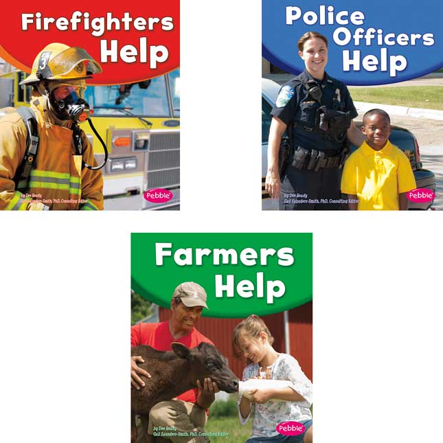 Our Community Helpers 10-Book Set