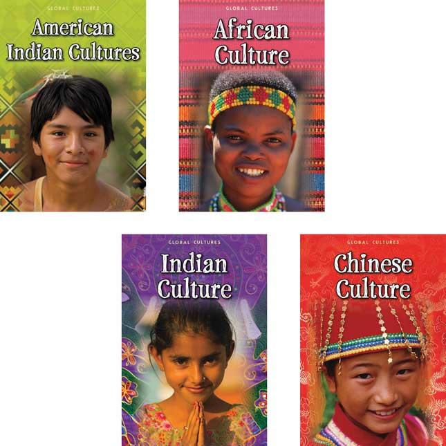 Global Cultures - 8-Book Set