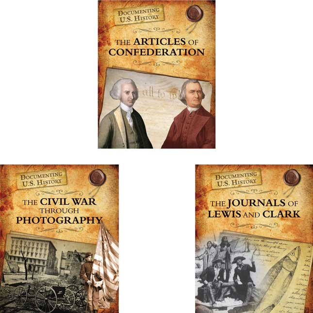 Documenting U.S. History - 8-Book Set