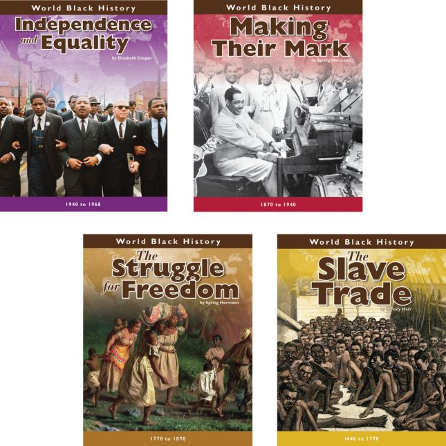 Black History Set - 11-Book Set