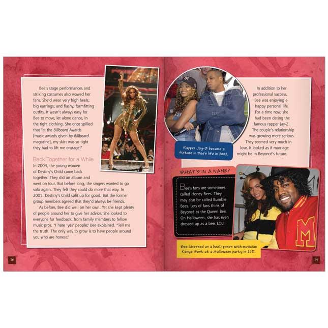 Pop Culture Bios - 10-Book Set - Set 2