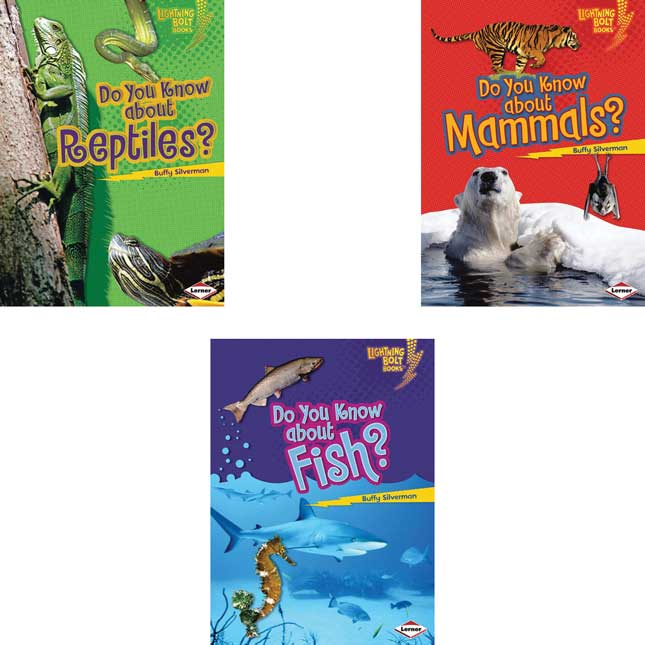 Meet The Animal Groups - 6-Book Set
