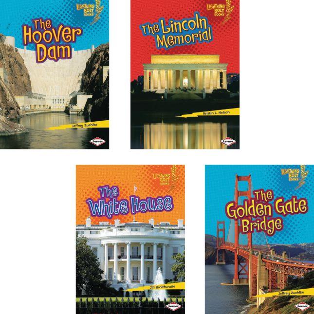 Famous Places - 10-Book Set