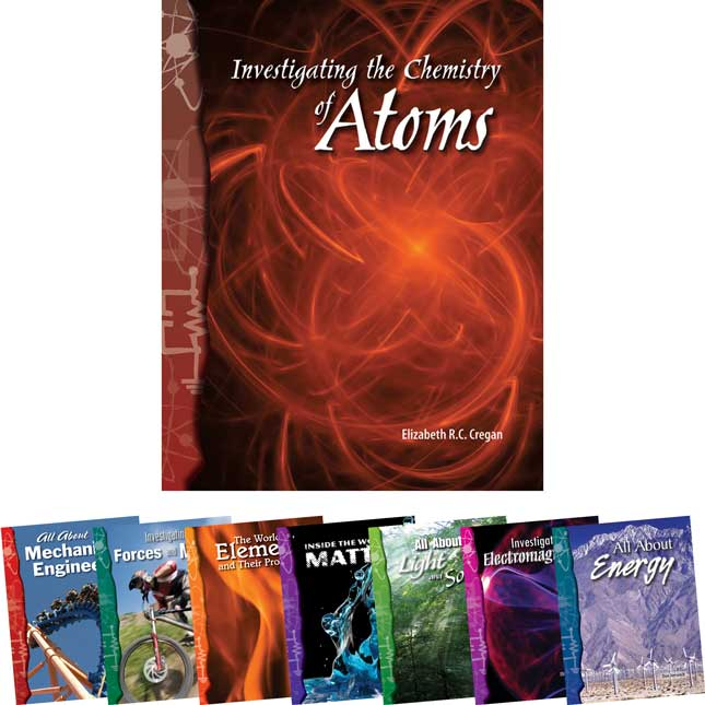 Physical Science - 8-Book Set