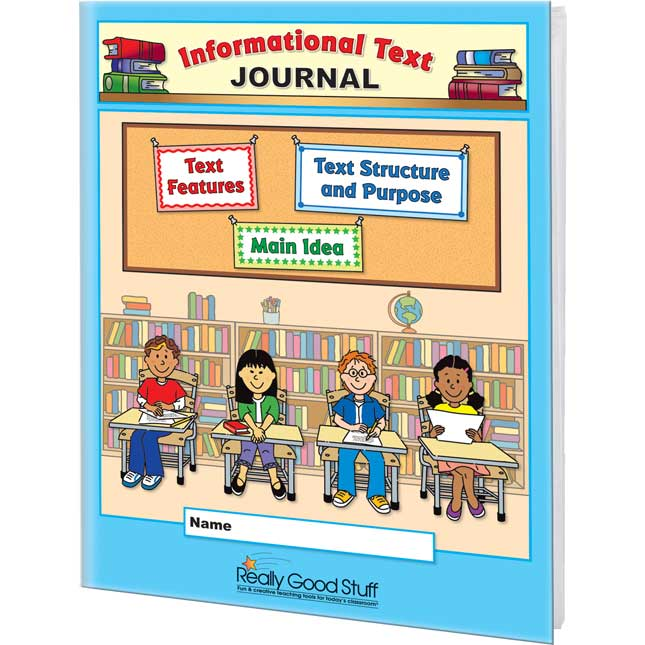 Informational Text Journals - 12 journals