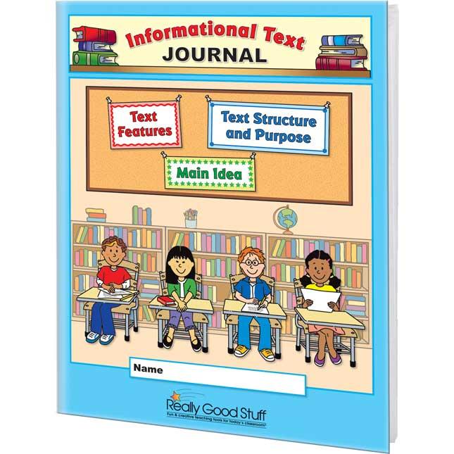 Informational Text Journals