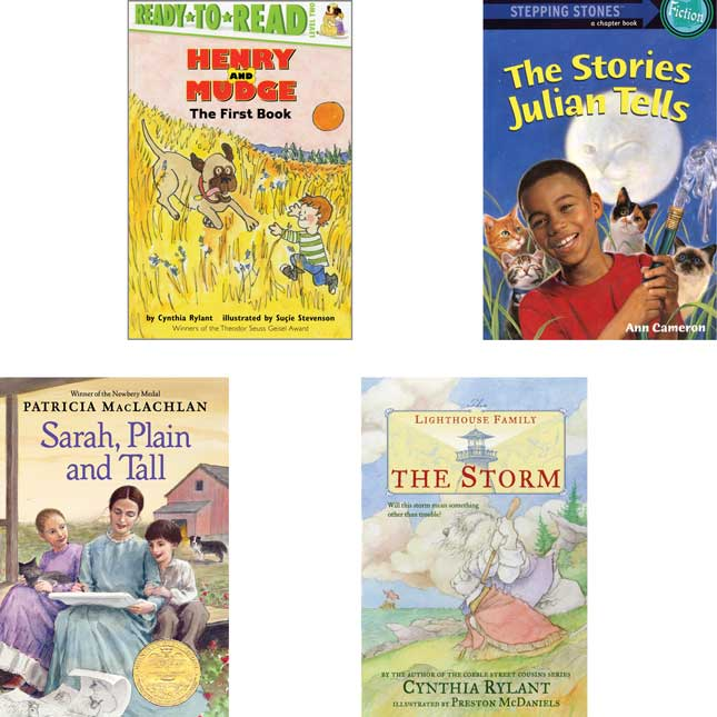 CCSS Literature Text Exemplars Classroom Set - Grades 2-3