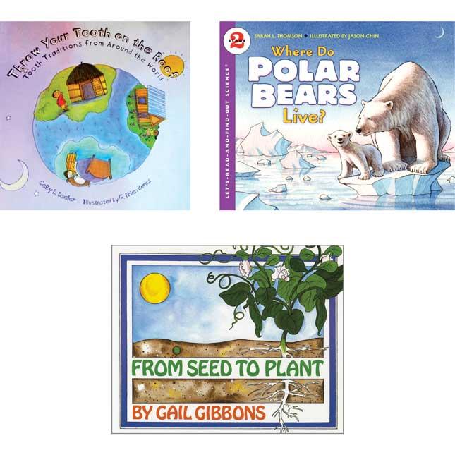 CCSS Informational Text Exemplars Classroom Set - Grades 2-3
