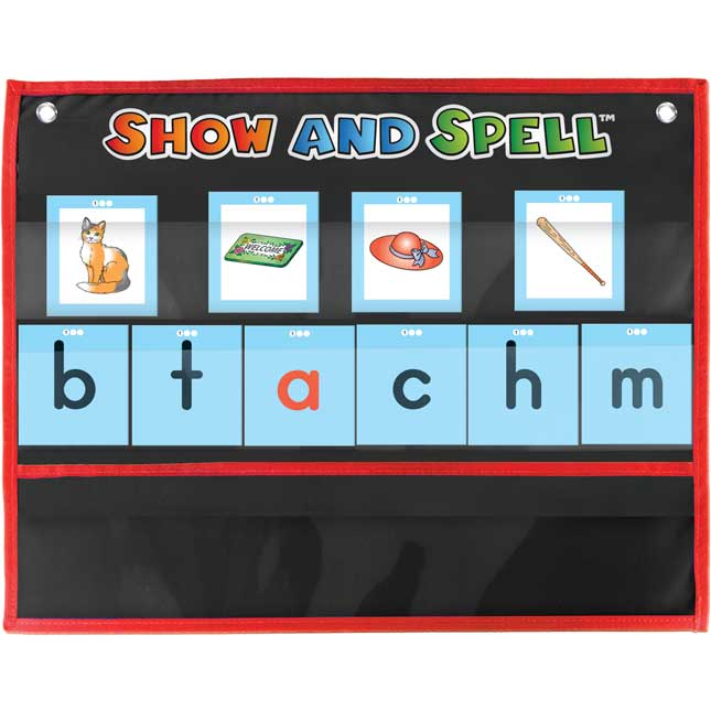 Show And Spell™ Pocket Chart