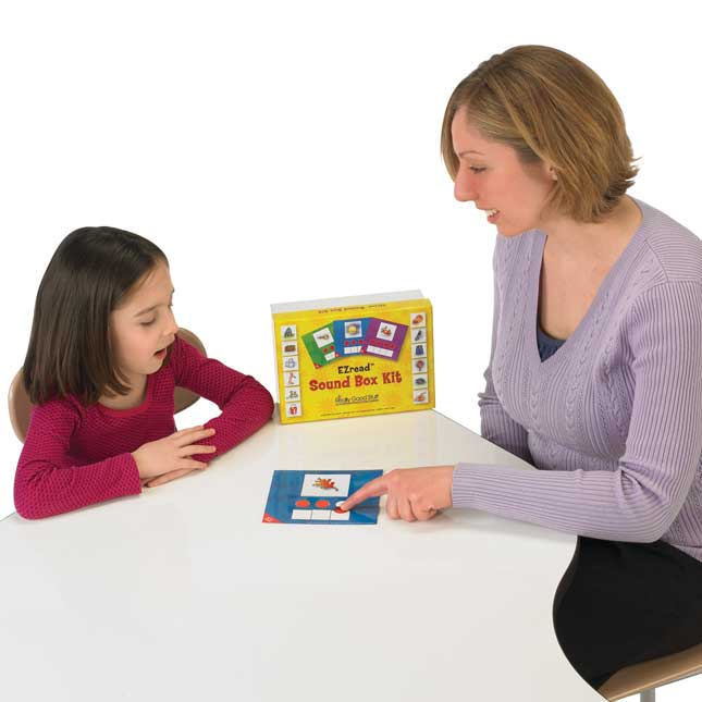 EZread™ Sound Box Classroom Kit
