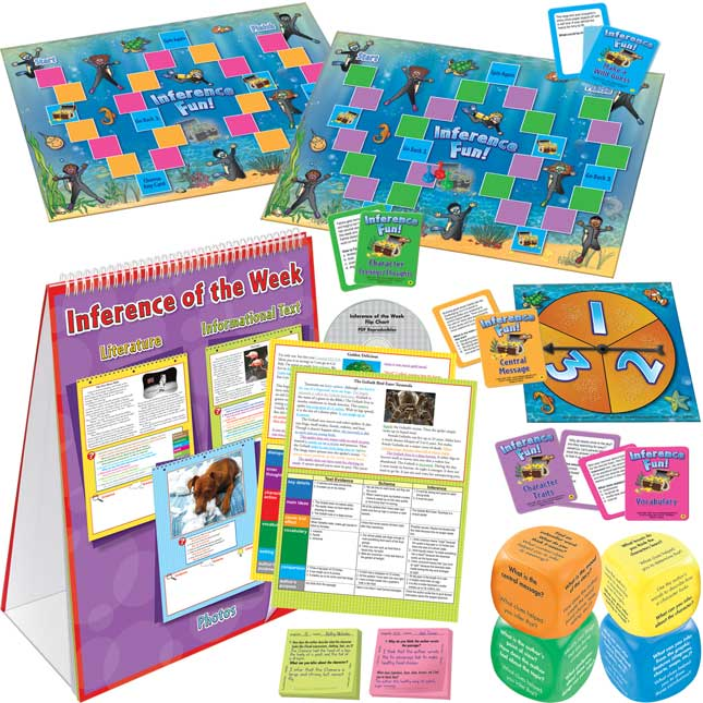 Inference Classroom Bundle