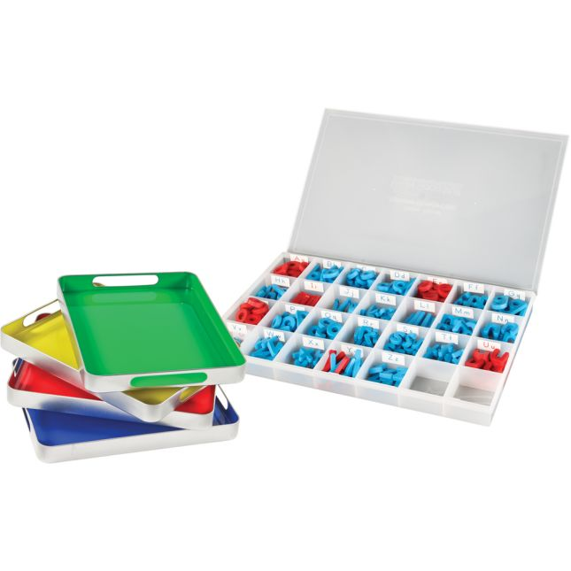 Really Good MAGtivity™ Tins And Magnetic Letters Classroom Kit