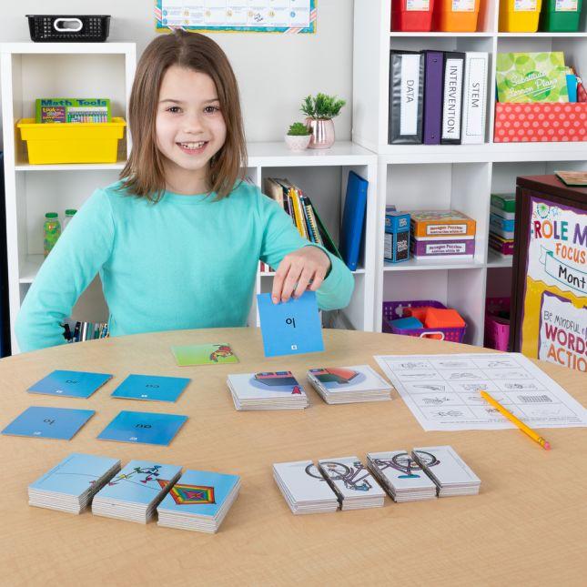 Spanish Foundational Skills Literacy Centers - Grades K-1