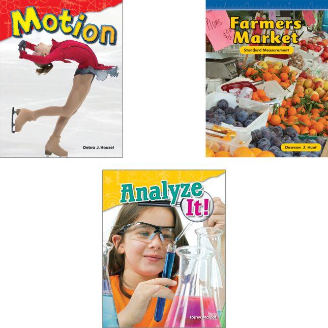 STEM 10-Book Reader Set - Grade 2