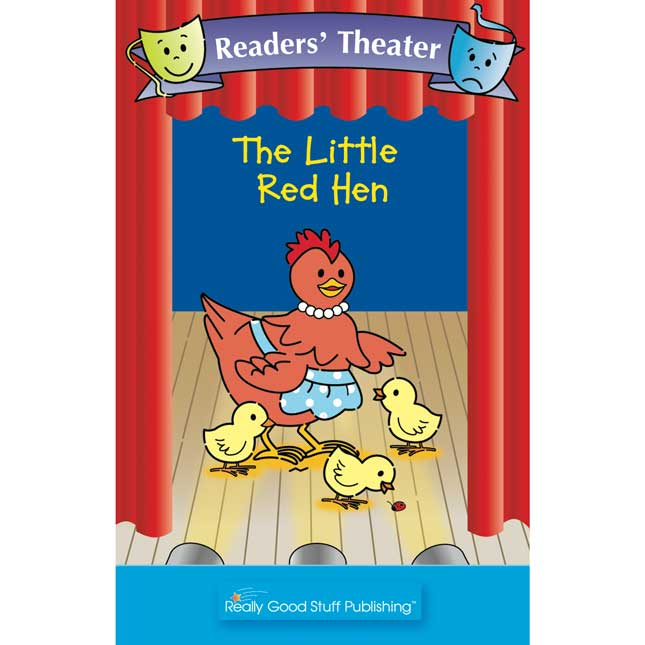 Really Good Readers' Theater - The Little Red Hen Big Book - 1 book