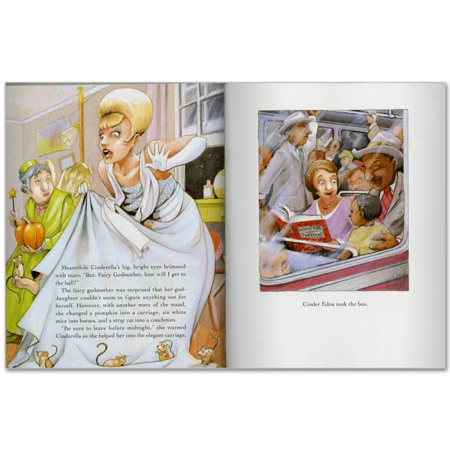 Fairy Tales In Multiple Formats: Cinderella - 8 Books