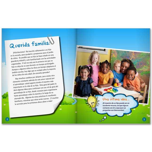 Preescolar Guia Del Padre Para El Exito De Su Hijo - 25-Book Set