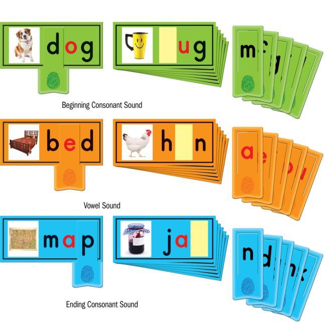 CVC Clips And Card Set