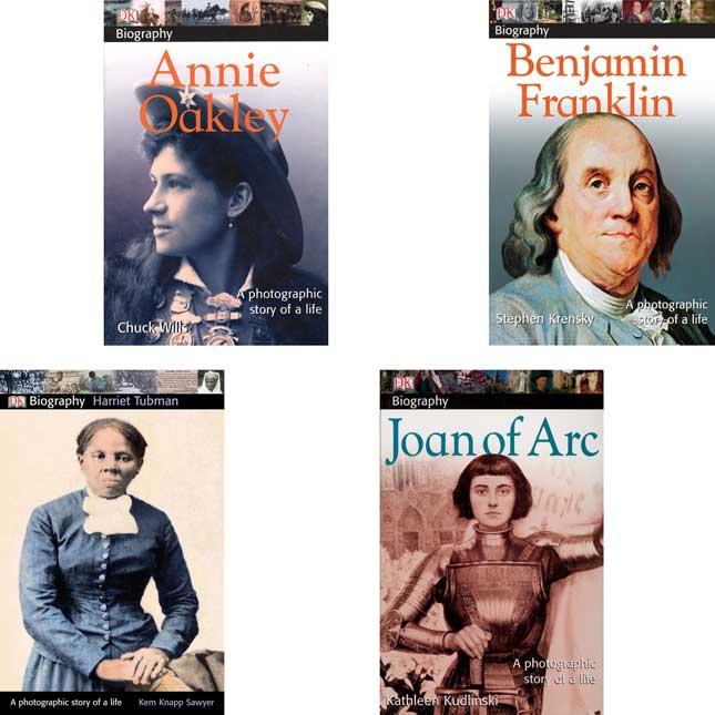 DK Biographies - Book Sets
