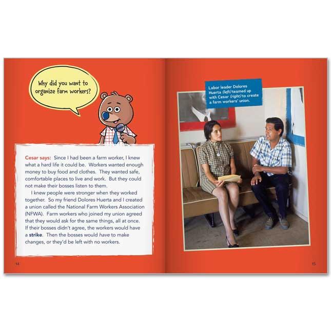 Cub Reporter Meets Famous Americans 12-Book Set