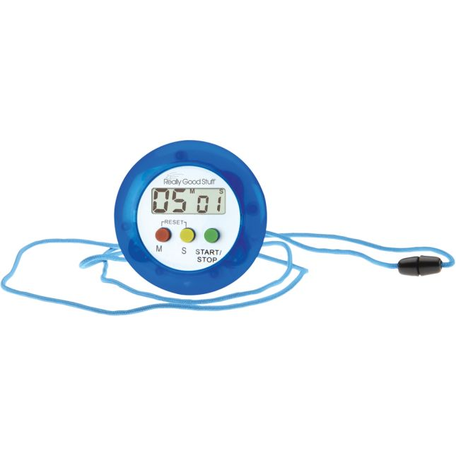 Really Good Fluency Timers - Set Of 6