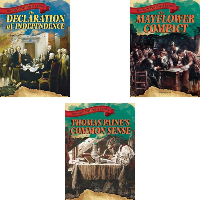 Documents That Shaped America 6-Book Set
