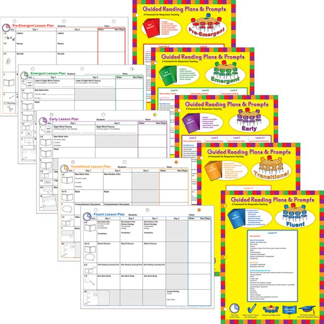 Early Level Guided Reading Kit
