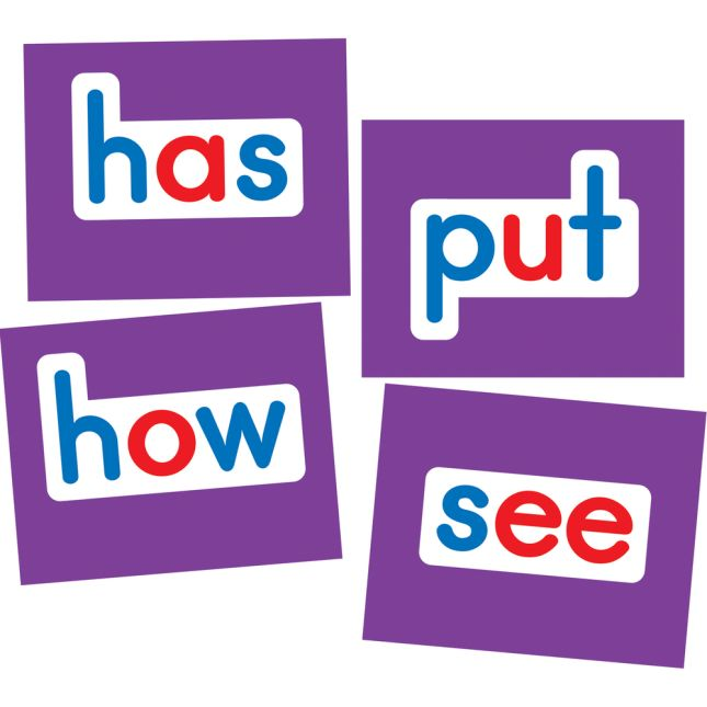 Magnetic Sight Words Set 1
