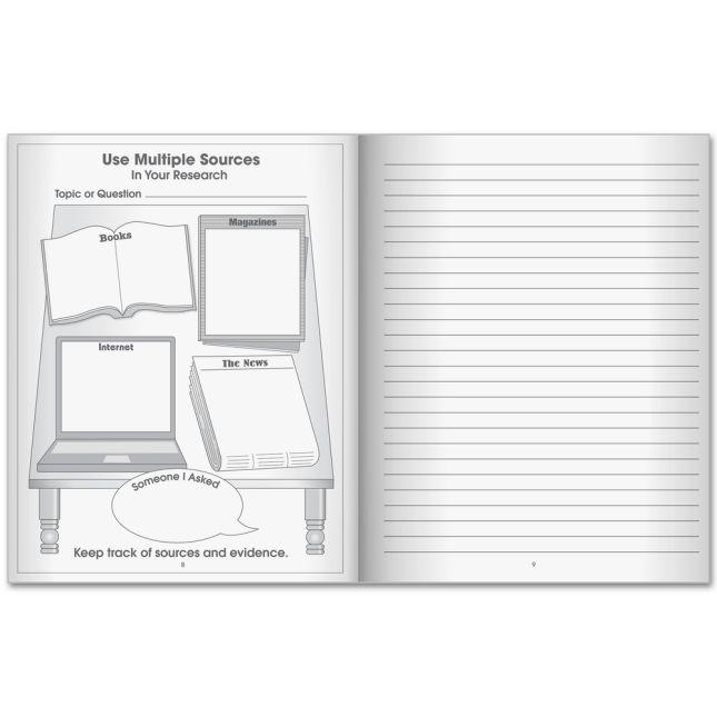 Writing Graphic Organizers Journals