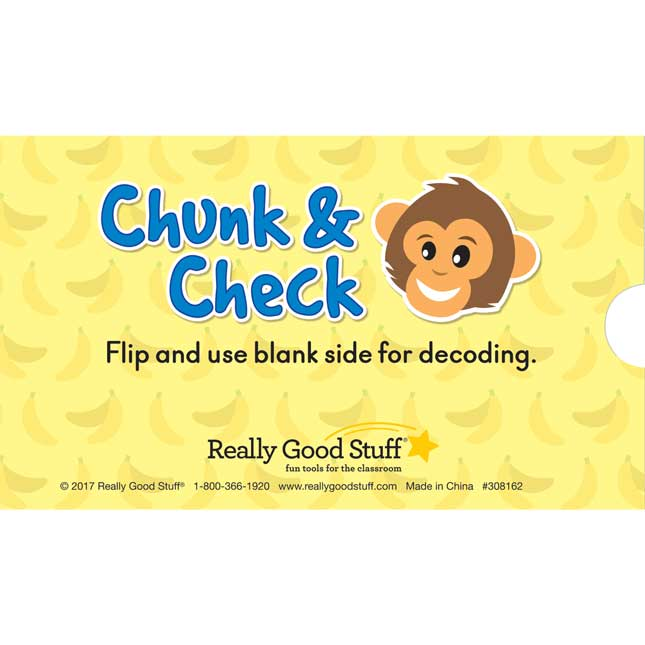 Chunk And Check Decoder Cards And Sleeves