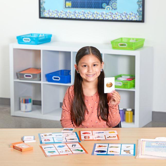 Beginning Sound Match Literacy Center™ - 1 literacy center