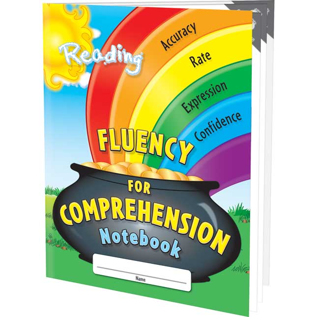Fluency For Comprehension Notebooks