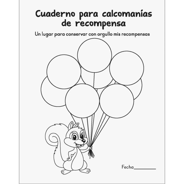 Cuadernos y calcomanA­as de recompensa (Spanish Stickers And Reward Books)