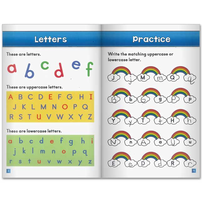 Reading Learning Journals™ - Letters, Words, And Sentences - 24 journals_3