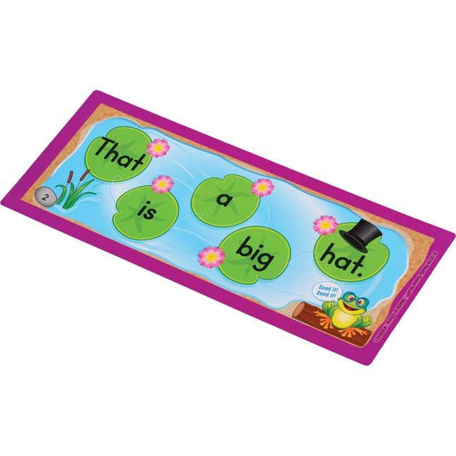 Tap-A-Word™ Sight Word Fluency Cards