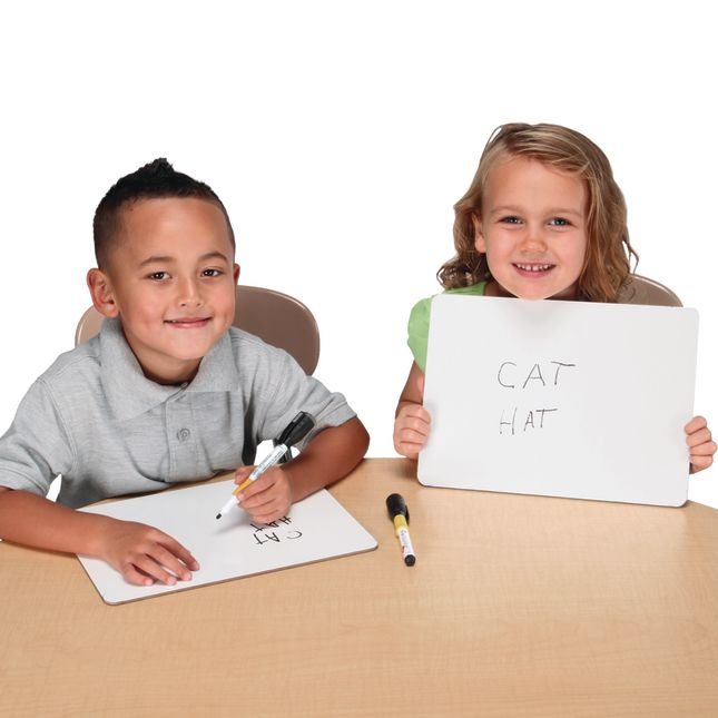 Dry Erase Personal Lapboard – 9 X 12 - 1 board