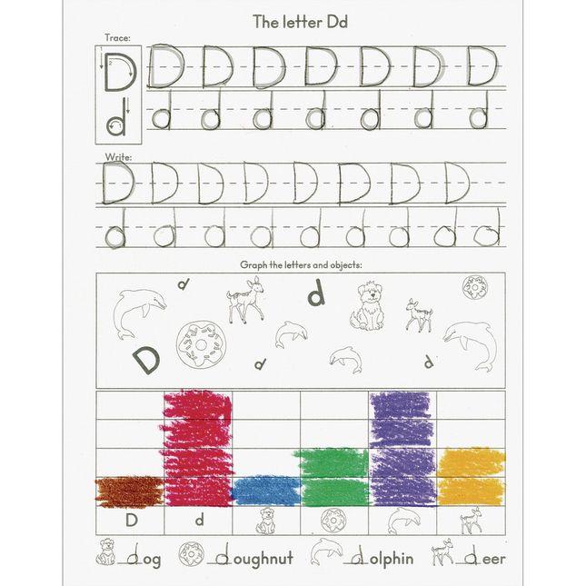 My Alphabet Journal – Single