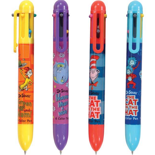 Dr. Seuss™ 6-Color Pens