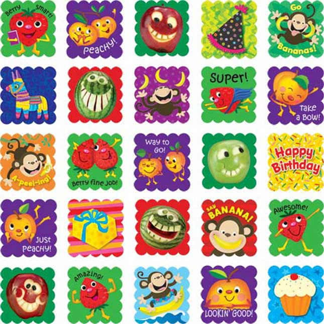 Scratch 'N Sniff Stickers Super Value Pack