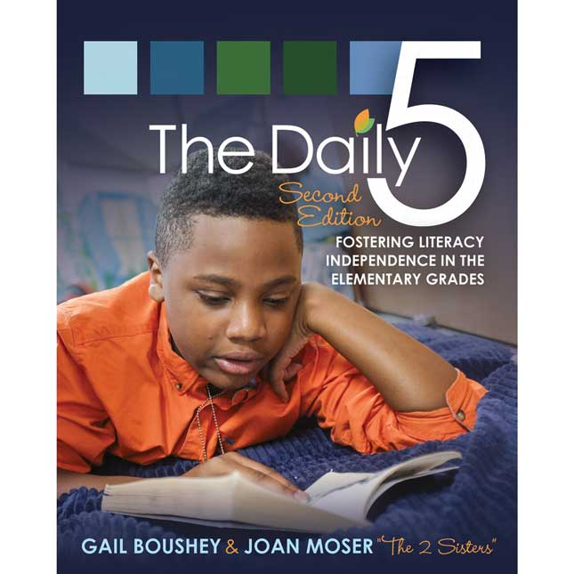 The Daily Five Book:  2nd Edition