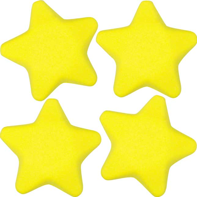 "3"" Rubber Squeeze Star"