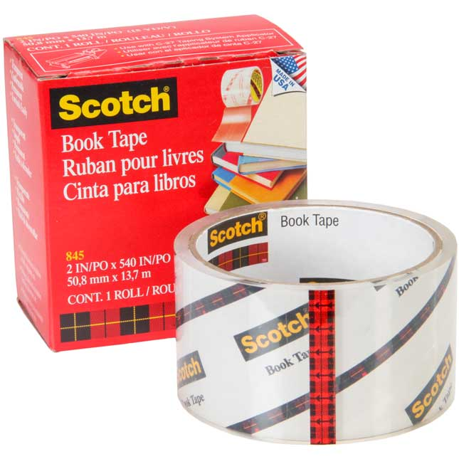 Scotch® Book Repair Tape - 2""