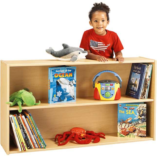 Straight Storage Shelf