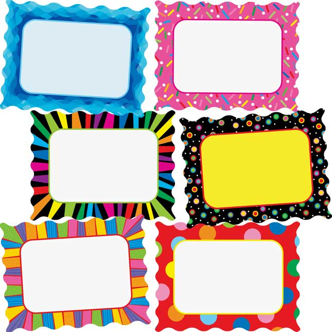 Poppin' Patterns® Cards Designer Cut-Outs