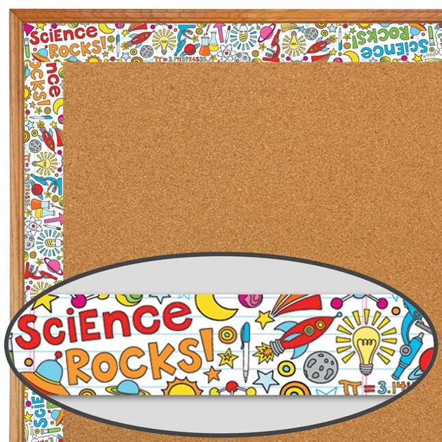 Science Rocks! Border Trim - 1 border trim