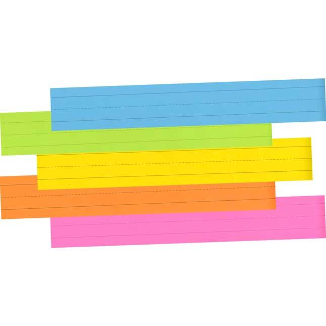Sentence Strips - Brite