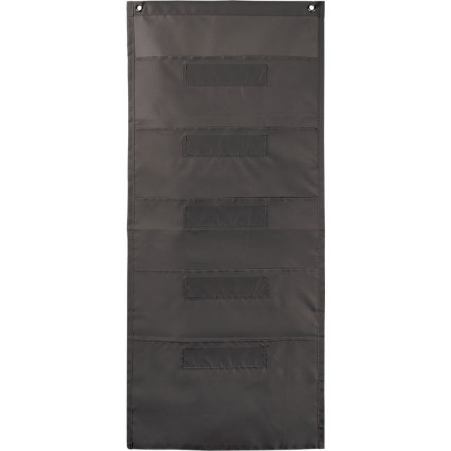 Black 'N' Bold File Folder Pocket Chart And Folders