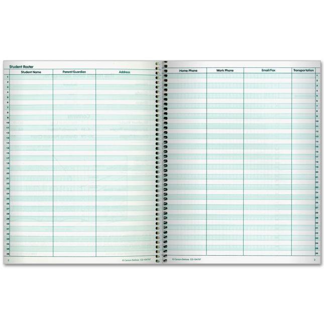 Chevron Multi-Color Record Book - 1 book
