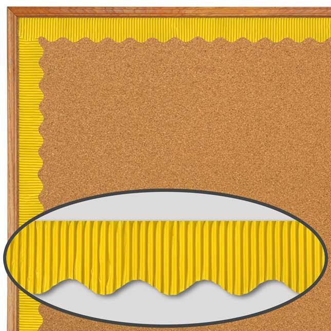 Trim-It Corrugated Border Trim