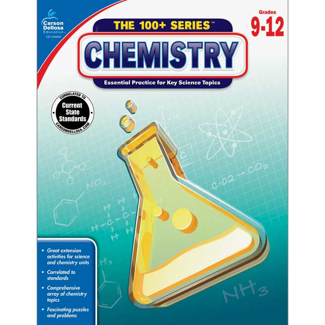 Chemistry Book -Common Core Edition